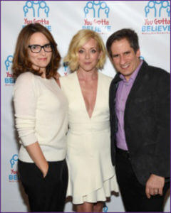 Seth Rudetsky, host of Voices with Tina Fey & Jane Krakowski who were hilarious together! Foster Care