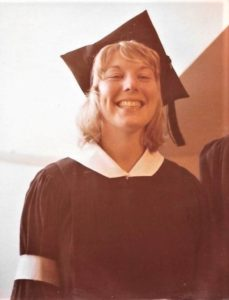 Karen Dubinsky: Graduating Wellesley