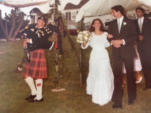Jeanne McCulloch wedding