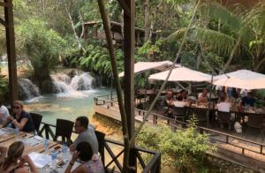 Carpe Diem Restaurant in Laos