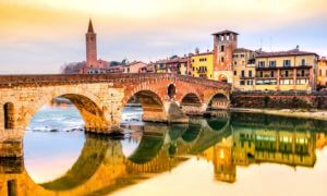 Verona, Italy; Grit and Soul