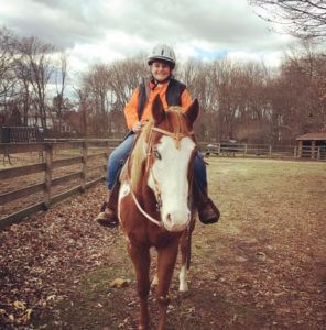 Dustin Tobacco, The Healing Power of Horses for Autistic Children